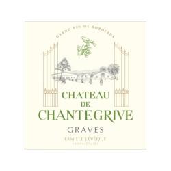 Chateau de Chantegrive Blanc 2011