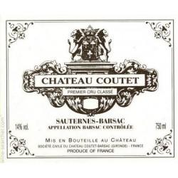 Château Coutet 2013