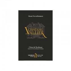 Château du Vallier 2010
