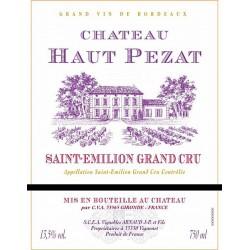 Chateau Haut Pezat 2014