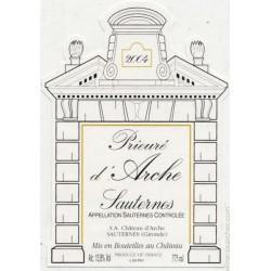Chateau d'Arche Lafaurie Cuvee Madame 2000 (375ml)