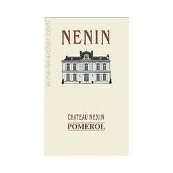 Chateau Nenin 2013