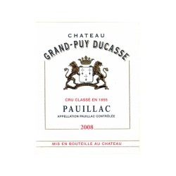 Chateau Grand-Puy Ducasse 2012
