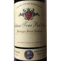Chateau Tour Bel Air 2014