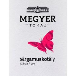 Megyer Tokaji Muscat Dry 2014