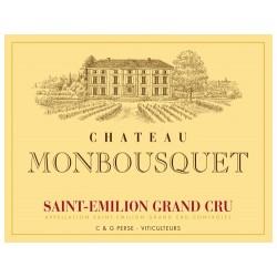 Château MONBOUSQUET(89) 2012