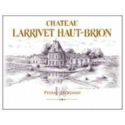 Château LARRIVET HAUT BRION rouge 2015