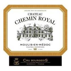 Château CHEMIN ROYAL 2012