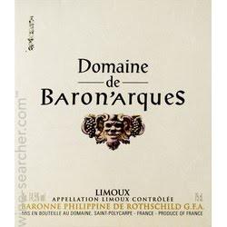 Domaine de baron'arques 2010