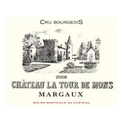 Chateau la Tour de Mons 1012