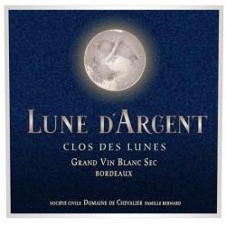 CLOS DES LUNES LUNE D'ARGENT 2012