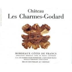 Château LES CHARMES GODARD BL 2013