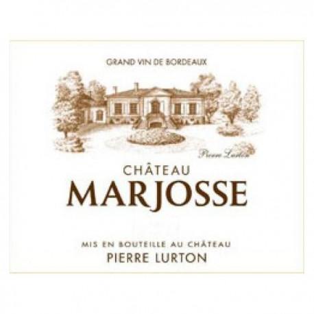 Château MARJOSSE BLANC 2009