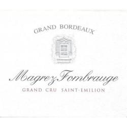 Chateau Magrez Fombrauge BLANC 2011